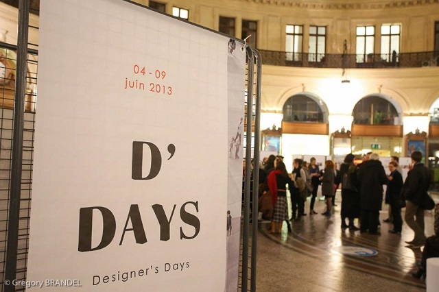 """Designer's Days offer a wonderful cornucopia of international design, centred in Paris. A real treasure hunt, offering full-on creativity."" Paris Designer's Days Paris Designer's Days 12970 531772200200710 471996758 n"