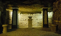 The cemetery of Innocent had been used during nearly ten centuries and had become the origin of infection for all the inhabitants of the district. Places to visit in Paris: the catacombs Places to visit in Paris: the catacombs Catacombes Paris 2 238x143