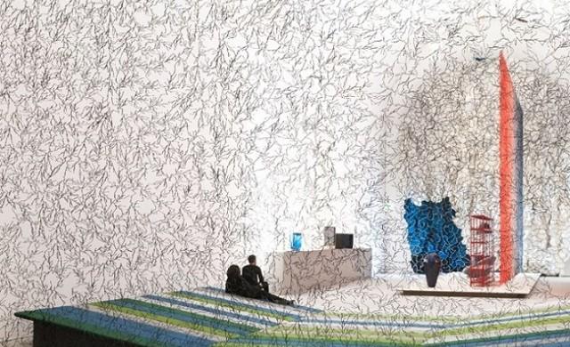 Best exhibitions in paris ronan and erwan bouroullec momentan paris design agenda - Les arts decoratif paris ...