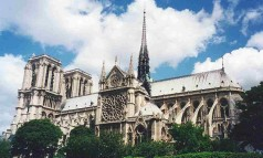 """The mighty Notre Dame Cathedral is neither the tallest, oldest nor biggest in the world, but it can rightly claim to be the best-known."""