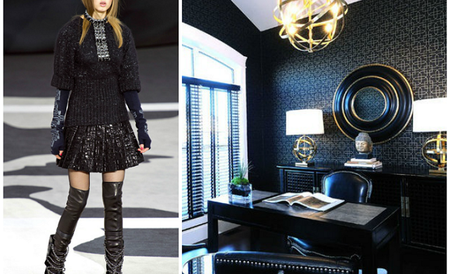 Fashion and Home trends for fall 2013