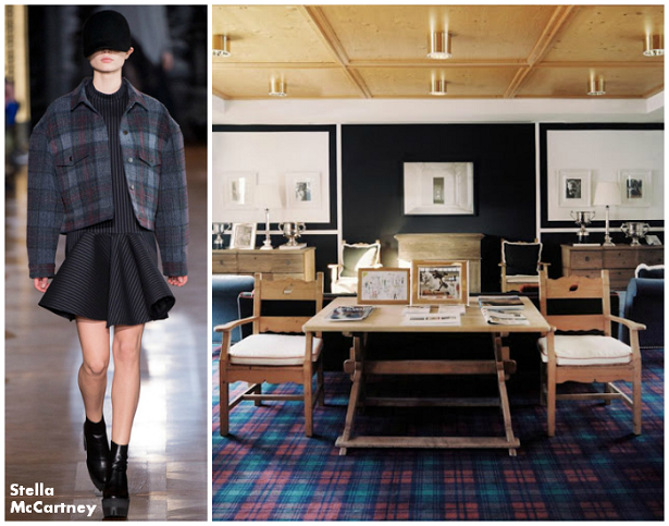"""""""Here are six 2013 fall trends in both Fashion and Interior Design."""""""