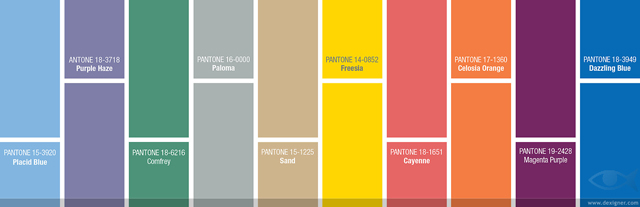 """""""Pantone's fashion colours selection is out already and they couldn't be more vibrant. Classy, funny and sober you have all types of colours"""" Pantone's colour trends for 2014 Pantone's colour trends for 2014 Pantone colour trends"""