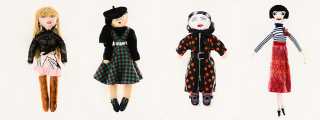 """This year, the project is inviting designers including Jean Paul Gaultier, Chantal Thomass, and Lorenz Bäumer, alongside brands such as Lanvin, Dior, Chanel, Gucci and Louis Vuitton, and artists from Carlos Cruz Diez to Nicolas Saint Grégoire, to design a doll inspired by the French capital."" City of lights doll collection City of lights doll collection city of lights doll colection"