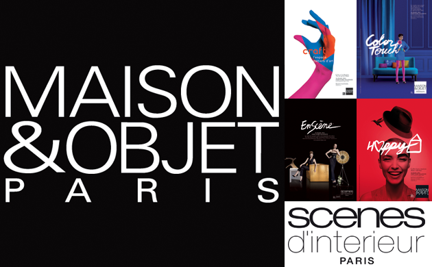 """""""This month, another edition of Maison & Objet takes place in Paris from the 24th to the 28th January at Paris Nord Villepinte."""" Attending Maison & Objet 2014 Attending Maison & Objet 2014 Attending Maison Objet 2014 Design Events Paris Design Agenda  630x390"""