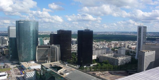 Were to go in Paris for a delightfull view  Were to go in Paris for a delightfull view  Were to go in Paris for a delightfull view Grande Arche de La D  fense 2