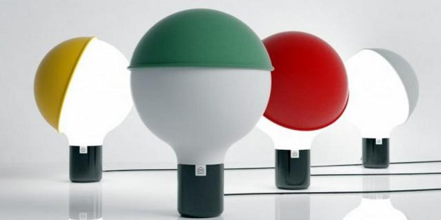 Meet this new funny lamp concept