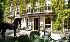 Hotel Pavilion de la Reine – Place de Vosges-design hotels-paris-france