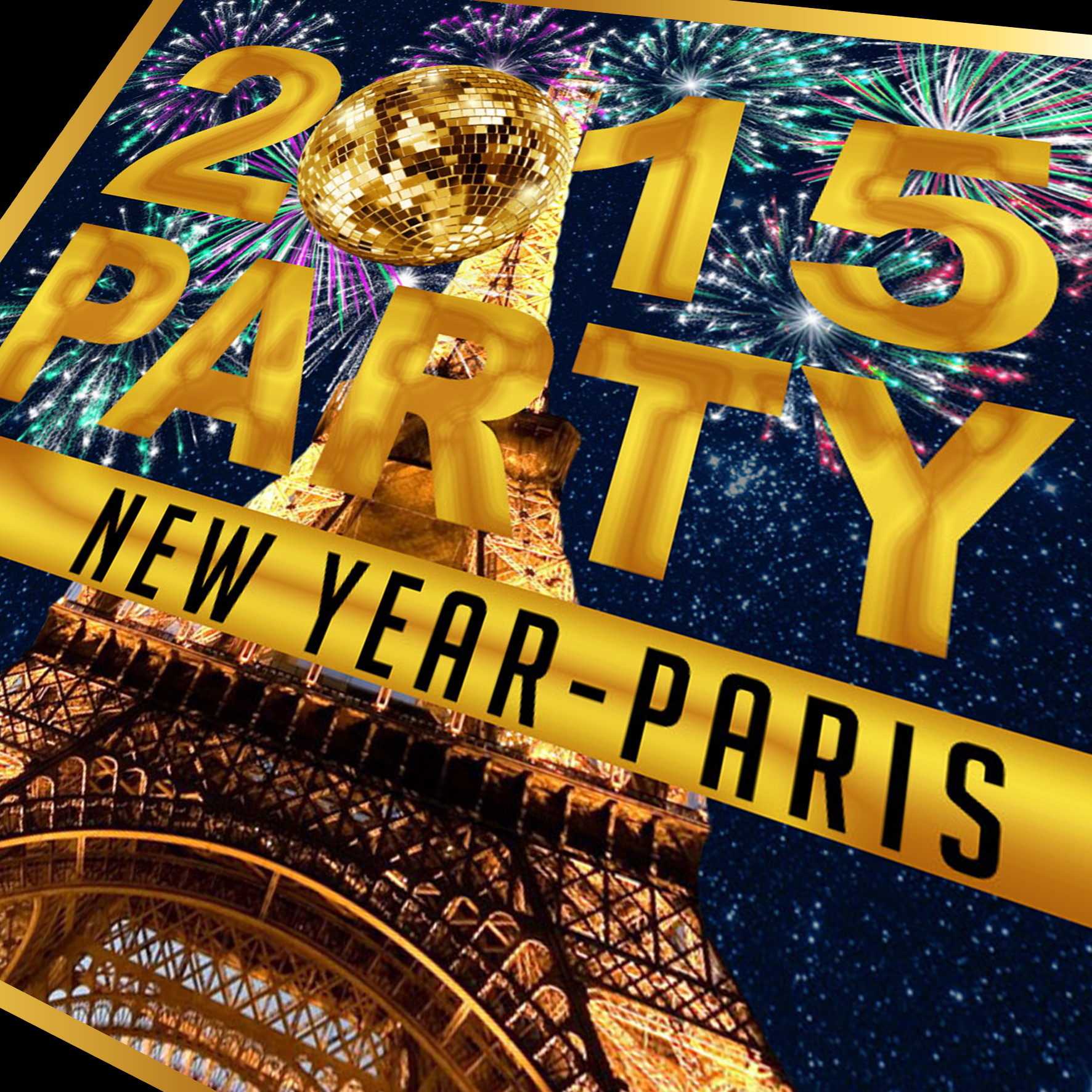 The Best New Year's Eve Parties in Paris