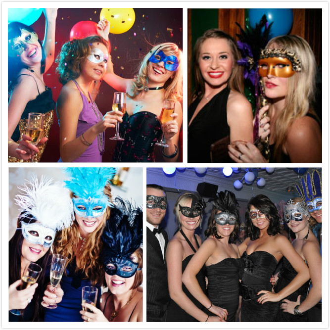31st party new year themes