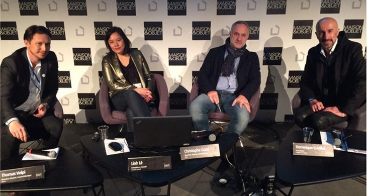 maison objet-paris-2015-conferences-houzz-thomas volpi-market for the home 2.0