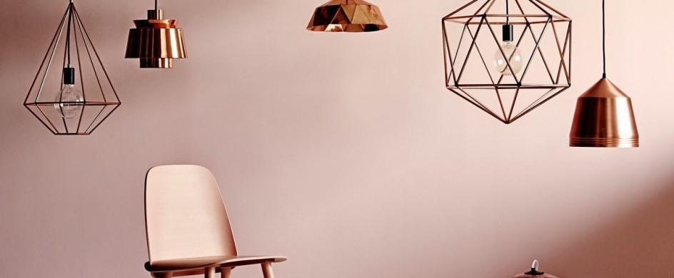 Copper furniture-maison objet paris-