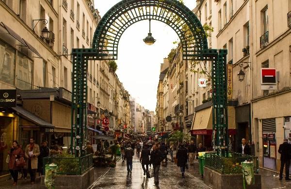 rue montorgueil paris