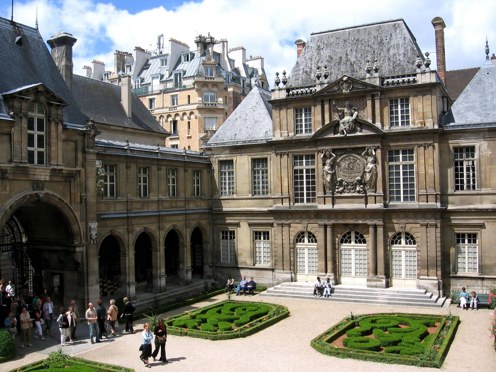 Le Musée Carnavalet-2 The 7 best small museums of Paris The 7 best small museums of Paris Le Mus  e Carnavalet 2