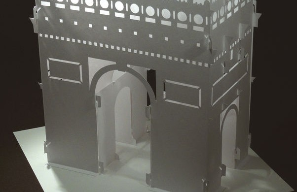 create Arc de Triomphe in origami Arc de Triomphe manually created in the most creative forms Arc de Triomphe manually created in the most creative forms create Arc de Triomphe in origami1 602x390