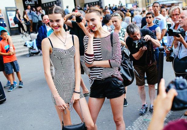 PARIS FASHION WEEK 2015: STREET STYLE