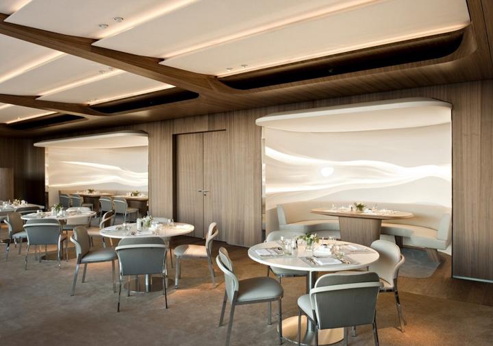 Parisdesignagenda-Patrick Jouin : french industrial designer- restaurant   Amazing industrial design by Patrick Jouin Best interior designers top interior designer Patrick Jouin 17