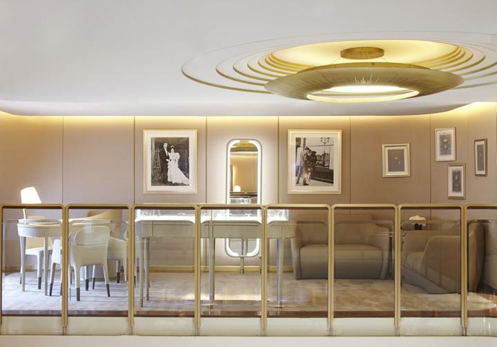 Parisdesignagenda-Patrick Jouin : french industrial designer- gold  Industrial design by Patrick Jouin Best interior designers top interior designer Patrick Jouin 25