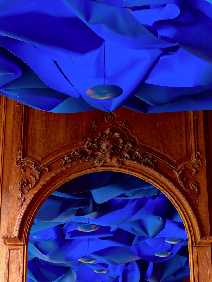 Parisdesignagenda-Patrick Jouin : french industrial designer- blue  Industrial design by Patrick Jouin Best interior designers top interior designer Patrick Jouin 59