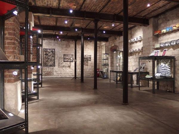 What to see today at Paris Design Week 2015 Barbés & Stalingrad district-Chez les libraires associes (1)