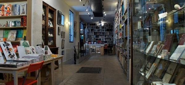 What to see today at Paris Design Week 2015 Barbés & Stalingrad district-Chez les libraires associes