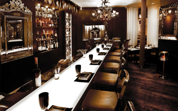 Caffè Stern in Paris by Philippe Starck (3)
