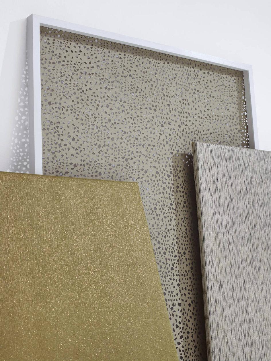 Exclusive Fabrics in Paris at Paris Deco Off