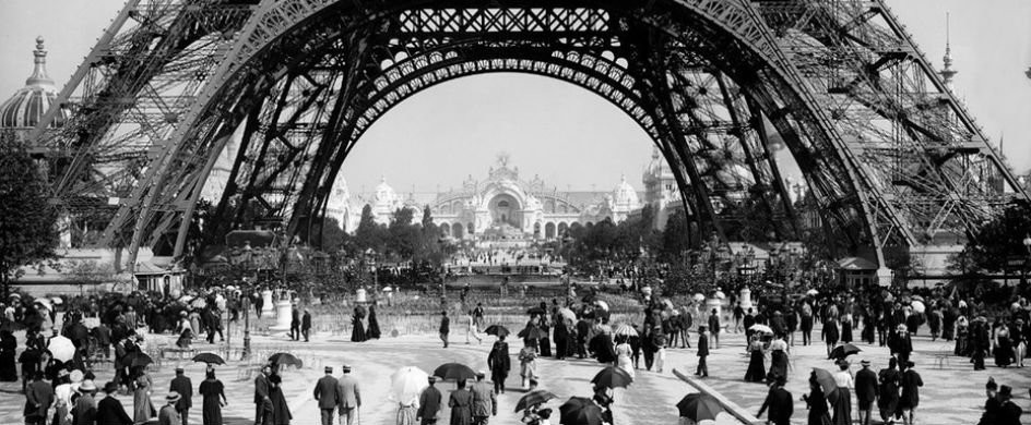 9 Amazing Vintage Photos Of Paris You Will Love