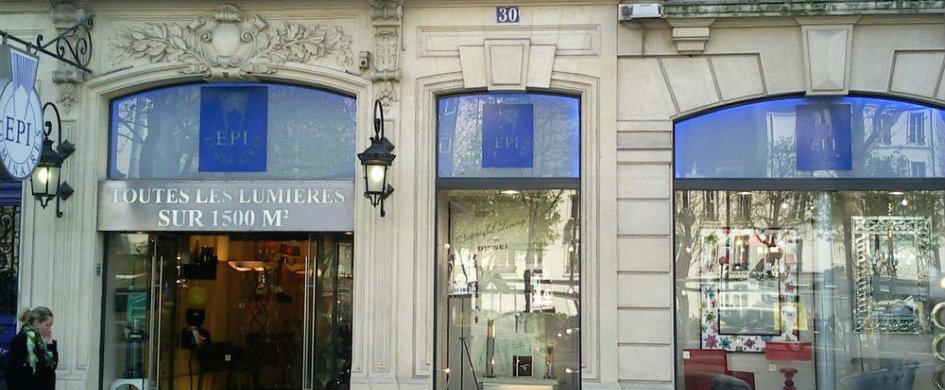 lighting stores The Best Lighting Stores In Paris Epi Luminaires l