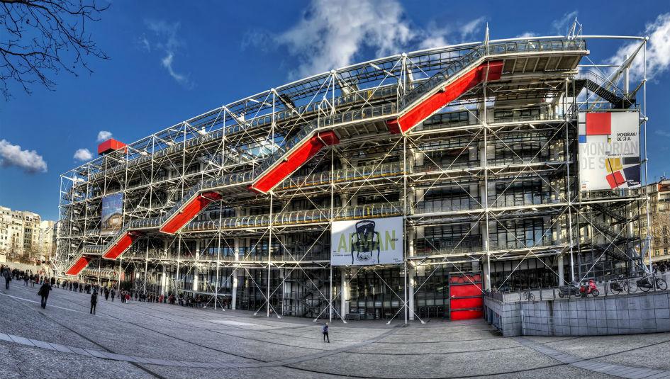 Centre Pompidou Galleries In Paris You Have To Go To Galleries In Paris You Have To Go To Centre Pompidou