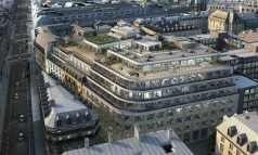 #Cloud.Paris Office Complex By Philippe Chiambaretta