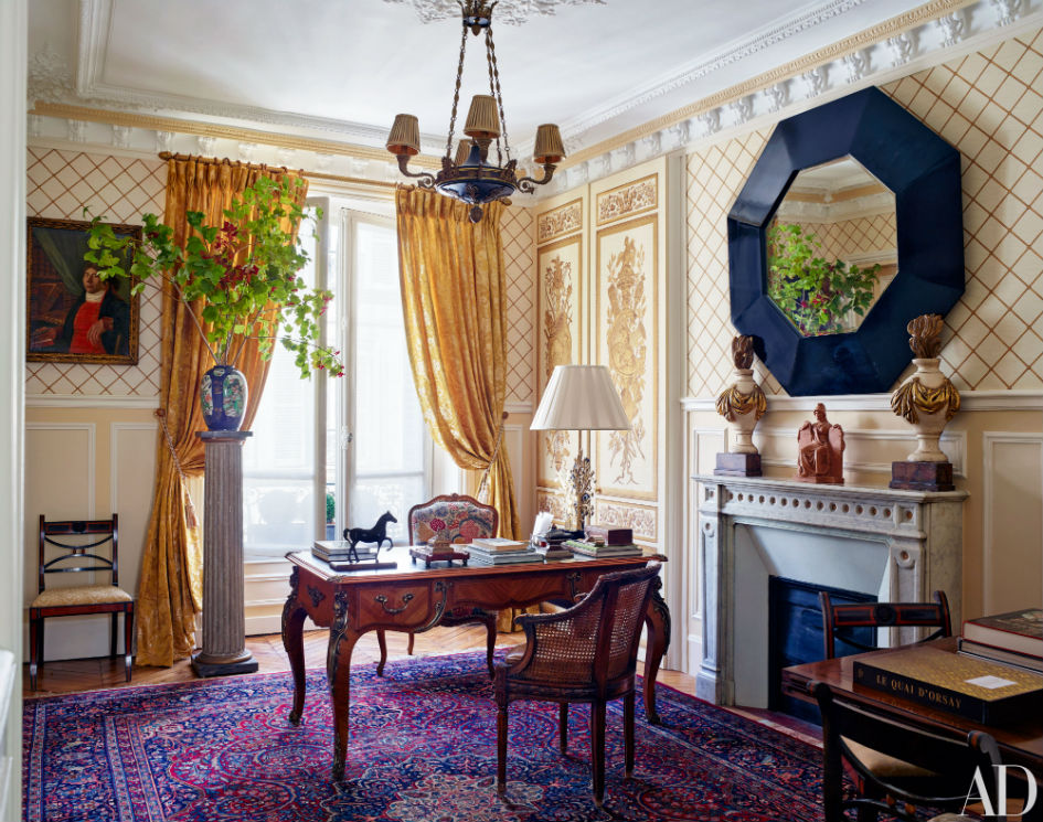 Get The Parisian Style From Timothy Corrigan's Paris Apartment (3) paris apartment Get The Parisian Style From Timothy Corrigan's Paris Apartment Get The Parisian Style From Timothy Corrigans Paris Apartment 3