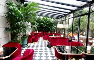 Design Inspiration: Cocktail Bars in Paris Design Inspiration: Cocktail Bars in Paris Le tr  s Particulier l 324x208