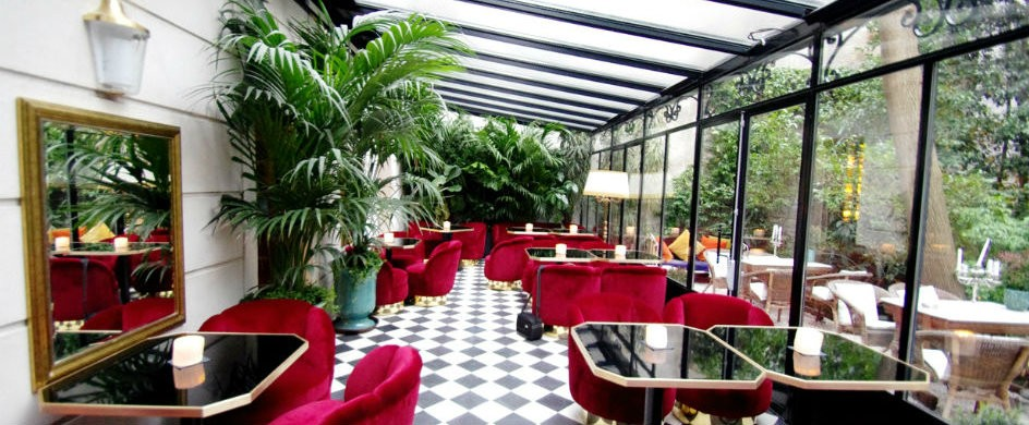 Design Inspiration: Cocktail Bars in Paris