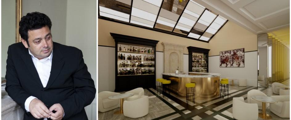 Charles Zana Designs: Hôtel Opera