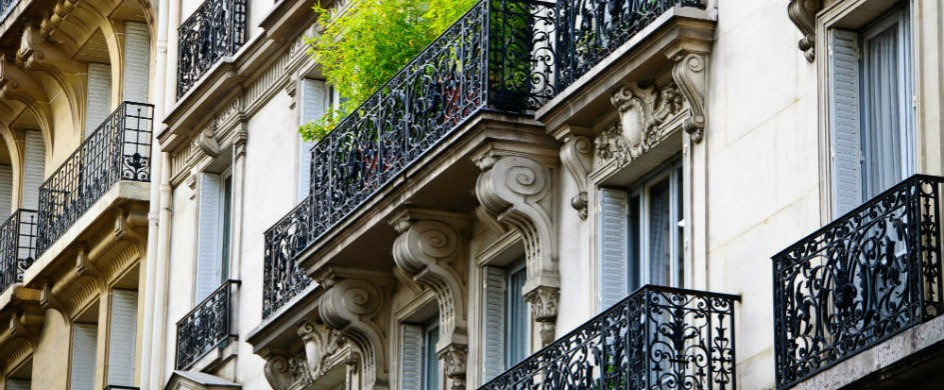 Design Icon: Parisian Balconies