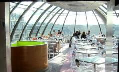 Kong Terrasse à Paris By Philippe Starck