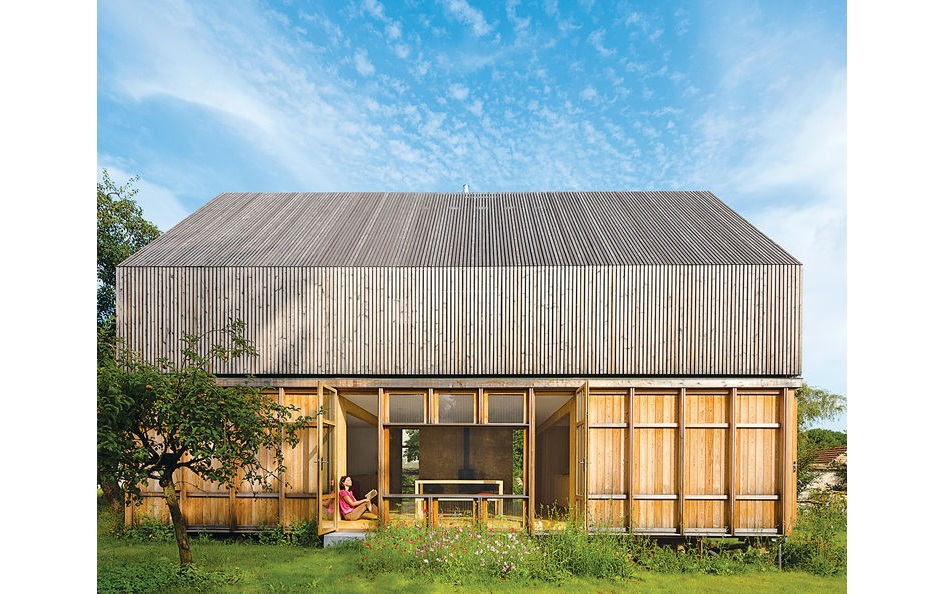 A French eco-friendly country house by Arba (2)
