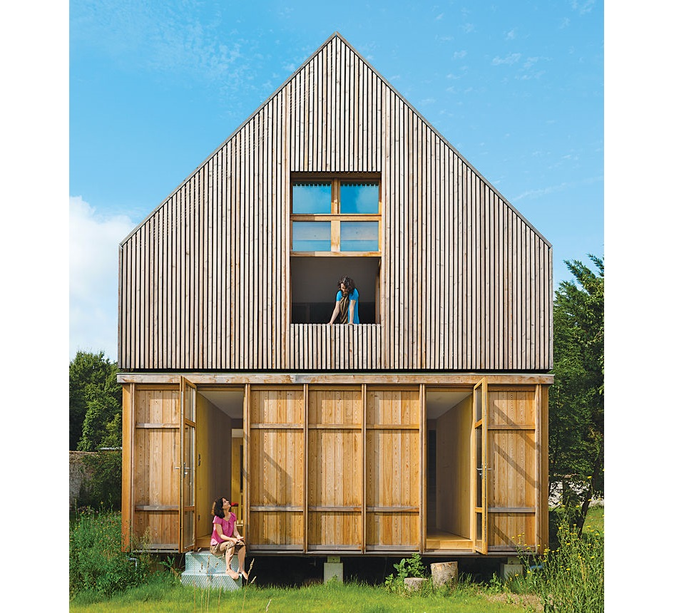 A French eco-friendly country house by Arba (4)