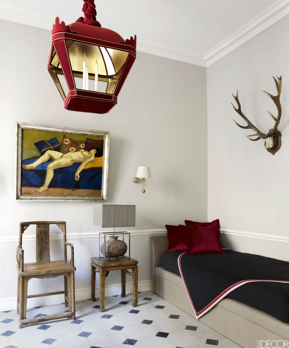 A Sophisticated Paris Apartment For Design Lovers (3)