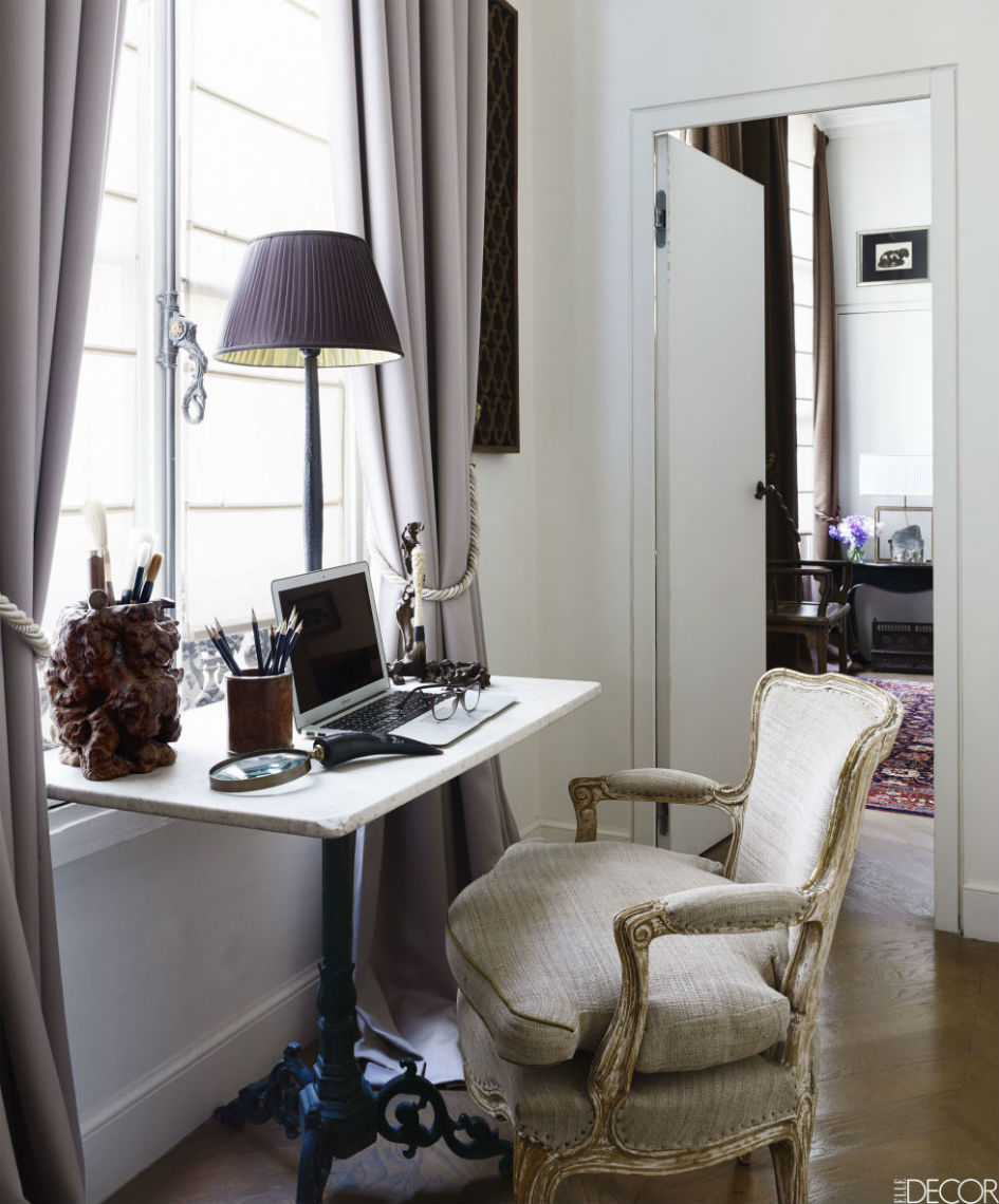 A Sophisticated Paris Apartment For Design Lovers (5)