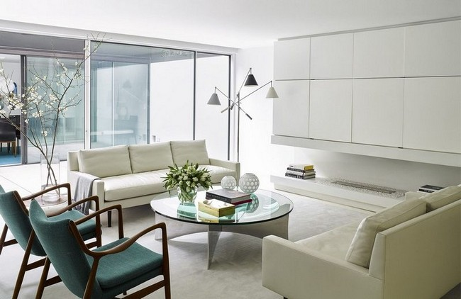 mid-century modern living room Be Marveled by a Mid-Century Modern Living Room with a Parisian Twist Be Marveled by a Mid Century Modern Living Room with a Parisian Twist 10