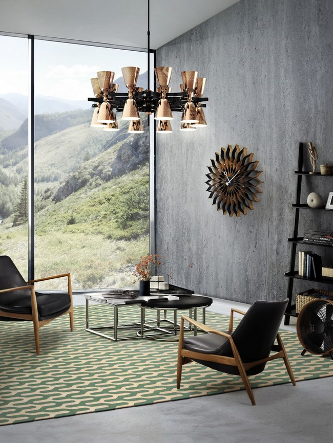 Find Inspiration within 11 Mid-Century Modern Living Rooms