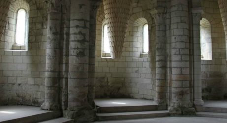 Design Weekend The Royal Abbey of Fontevraud (2) g