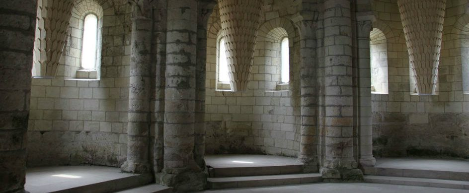Design Weekend: The Royal Abbey of Fontevraud