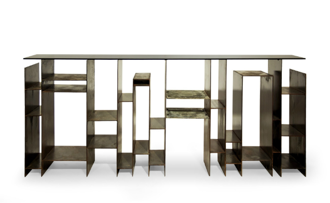 Kyan Console Luxury Furniture Designs 50 Spectacular On Sale Luxury Furniture Designs from Covet Group kyan console 2 HR
