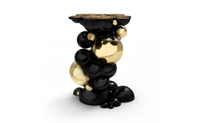 Newton Side Table Luxury Furniture Designs 50 Spectacular On Sale Luxury Furniture Designs from Covet Group newton side table zoom