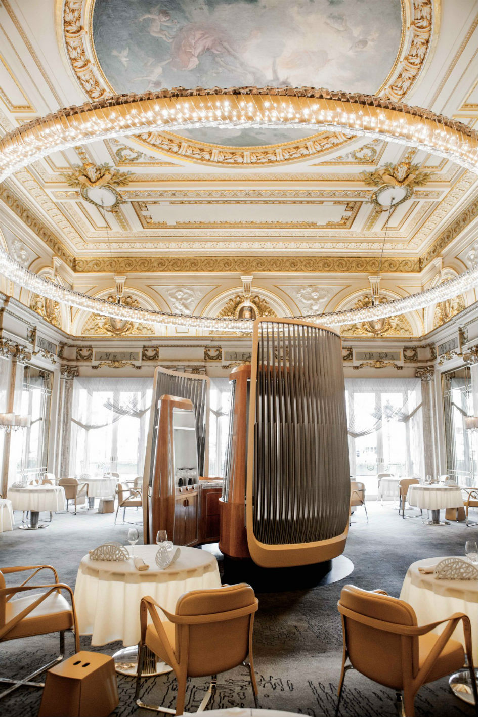 Chef Alain Ducasse Opens New Restaurant in Versailles (3) Alain Ducasse Chef Alain Ducasse Opens New Restaurant in Versailles Chef Alain Ducasse Opens New Restaurant in Versailles 3
