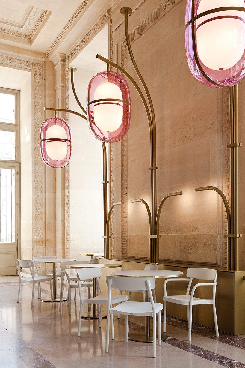 Huge lamps by mathieu lehanneur in parisian caf mollien paris huge lamps by mathieu lehanneur in parisian caf mollien 3 mathieu lehanneur huge lamps aloadofball Image collections