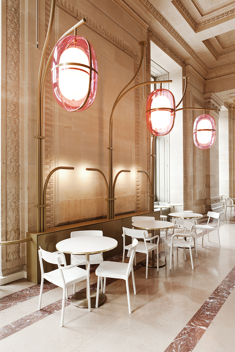 Huge lamps by mathieu lehanneur in parisian caf mollien paris huge lamps by m lehanneur in parisian caf mollien 6 mathieu lehanneur huge aloadofball Image collections
